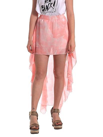low priced e9f5e 6827b Fornarina BE172C07CA11C5 Skirt Women: Amazon.co.uk: Clothing