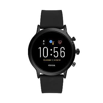 Amazon.com: Fossil Gen 5 Carlyle Reloj inteligente con ...