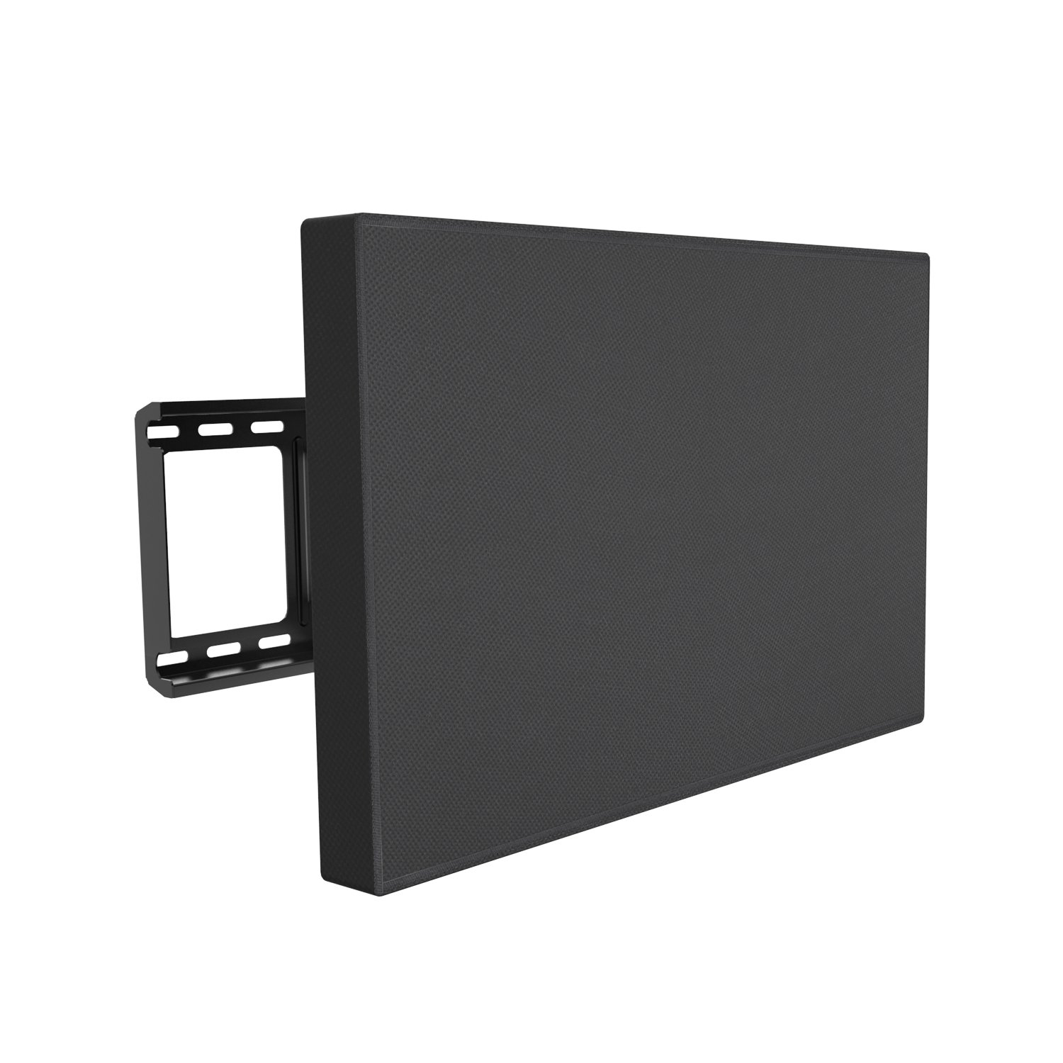 Outdoor TV Cover 55-58 inch Dust Waterproof Weatherproof Moving Enclosure for Outside, Storage, Rain, Sun, All Weather