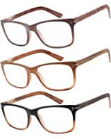 Reading Glasses 3 Pack Great Value Quality...