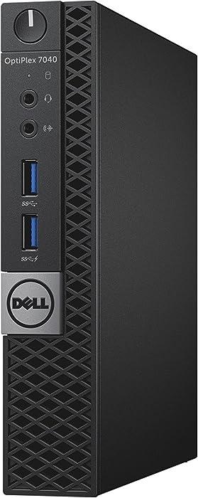 Dell OptiPlex 7050 Micro Tower (Intel Core i5-6500T, 8 GB, 128 GB M.2 SSD) WIndows 10 Pro (Renewed)