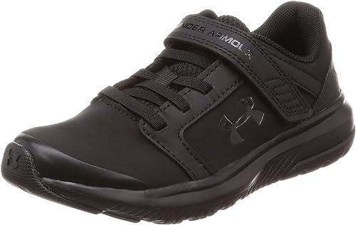 Under Armour Unisex Kids' UA PS Unlimited UFM SYN AC Running Shoes, Black  001, 10 (27.5 EU): Amazon.co.uk: Shoes & Bags
