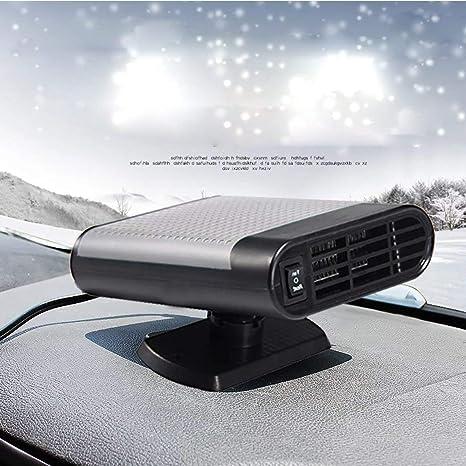 Delicacydex Mini Portátil Enchufe Eléctrico Práctico Calentador de Aire Calentador eléctrico Cuadrado Habitación Ventilador Estufa Calentador