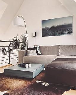 Couchtisch quadratisch in Beton – Möbel Wohnzimmer Innen Außen ...