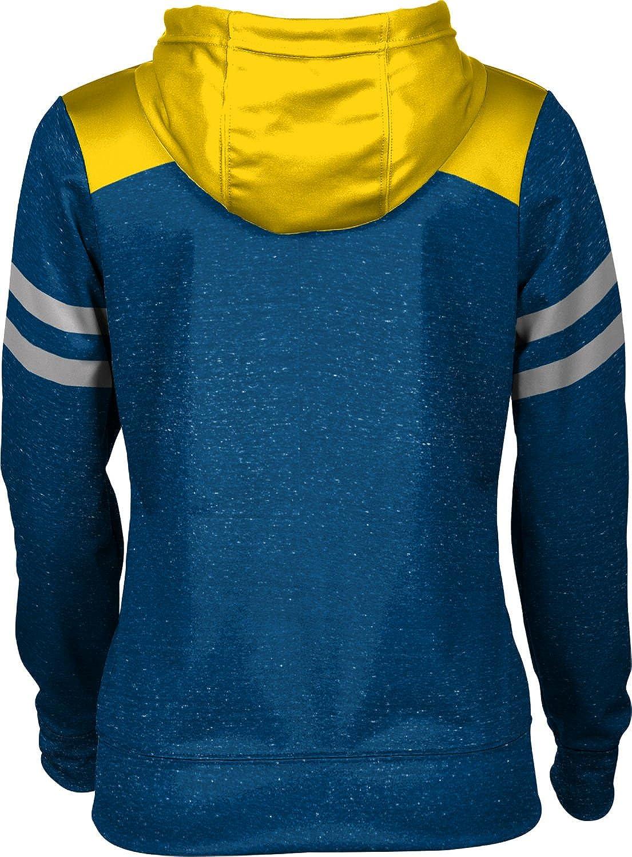 School Spirit Sweatshirt Gameday ProSphere University of Delaware Girls Zipper Hoodie