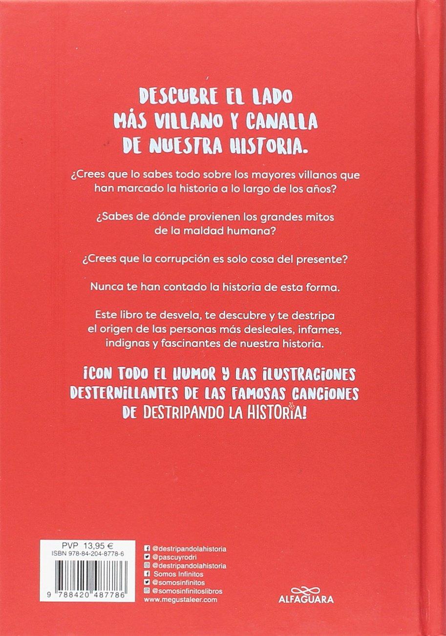 Los mayores villanos (Destripando la historia): Rodrigo / Pascual, Alvaro Septien: 9788420487786: Amazon.com: Books