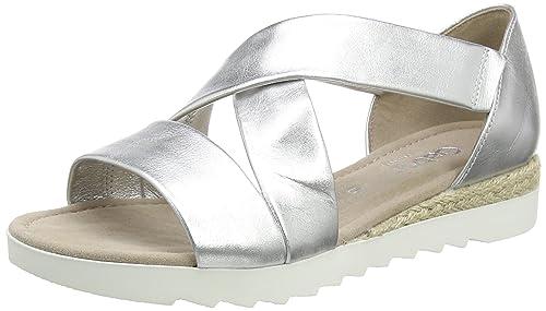 Gabor Shoes Damen Comfort Offene Sandalen
