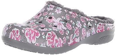 1d2785962d7feb Crocs Women s Freesail Graphic Lined Clog  Amazon.co.uk  Shoes   Bags