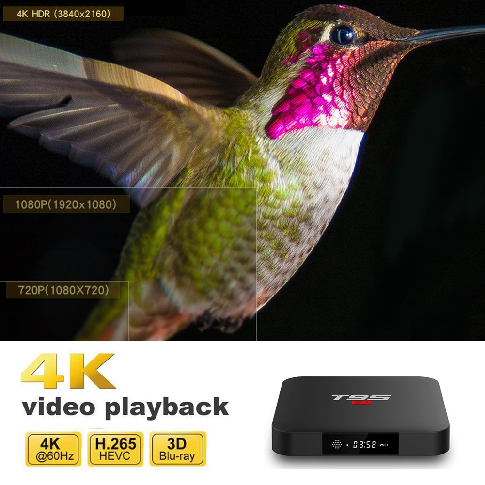 EASYTONE T95S1 1GB 8GB Android TV Box