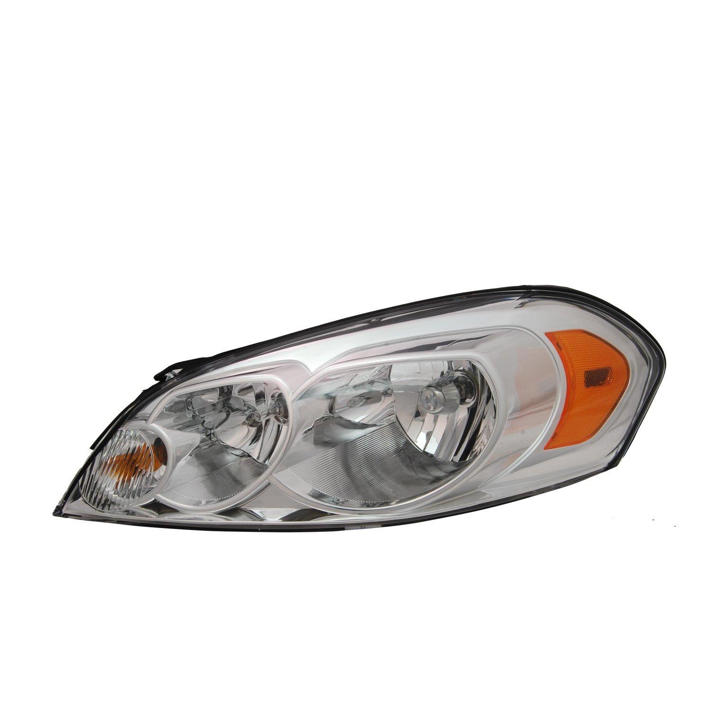 TYC 20-6746-00-1 Chevrolet Left Replacement Head Lamp