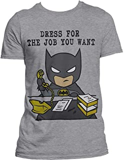 609f33f1 Amazon.com: Sodium Batman - DC Comics T-shirt: Clothing