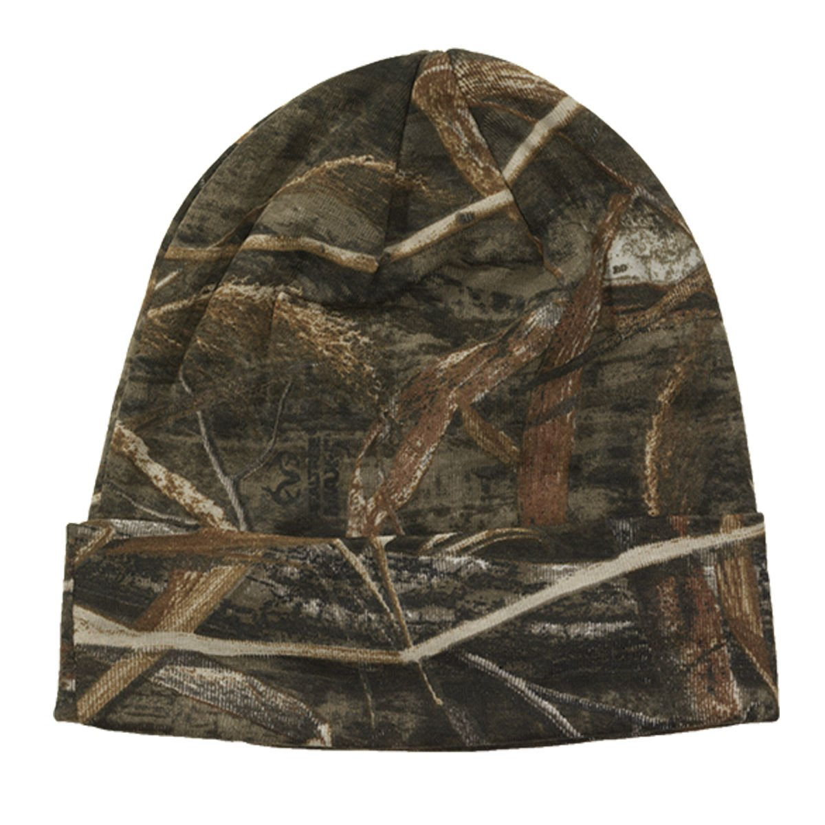 Realtree Licensed Camo Knit Cuff Beanie (Realtree Max 5/) by Realtree