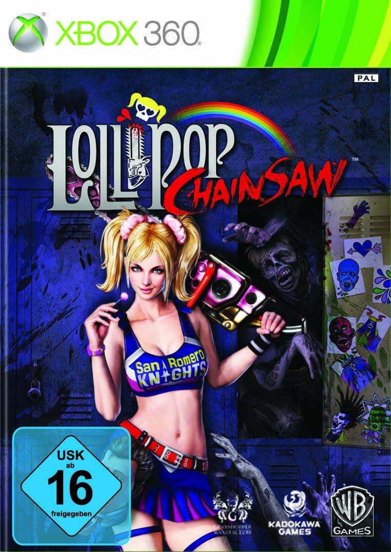 Lollipop Chainsaw [Importación alemana]: Amazon.es: Videojuegos