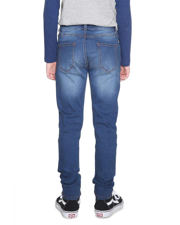 Desigual Boys Denim Pants Cyan in Blue Sizes 4-14