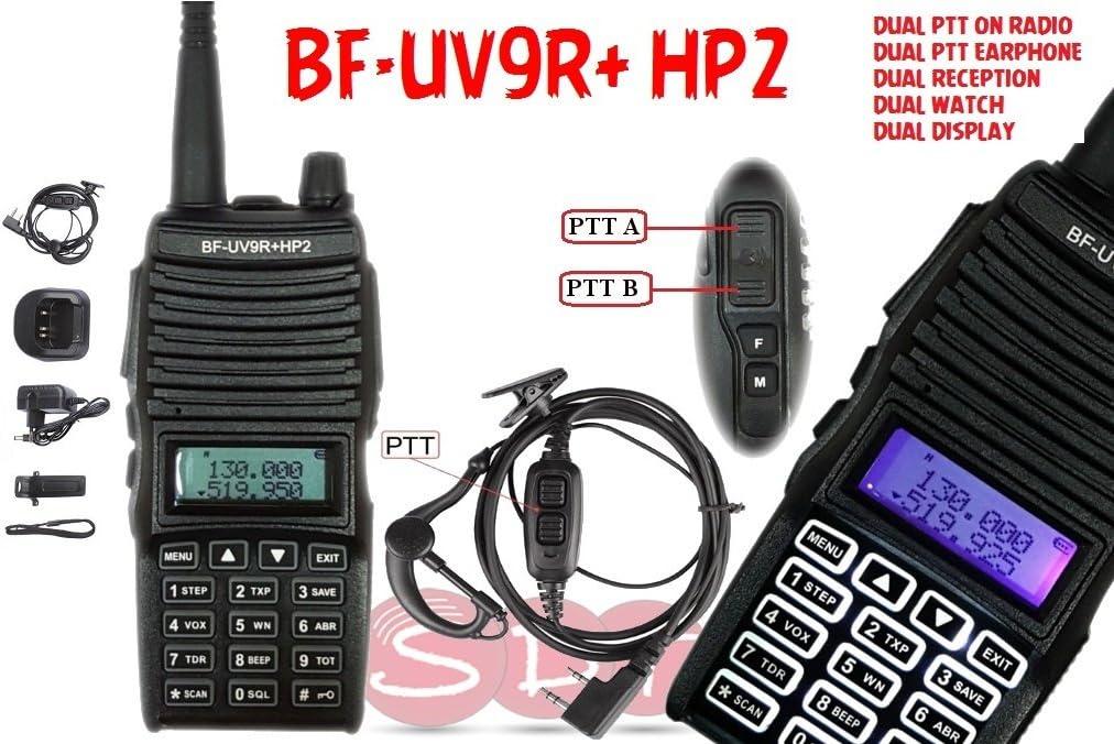 Baofeng Eu Version Uv9r Hp2 Transceiver Dual Band Vhf Uhf 8 Watt Elektronik