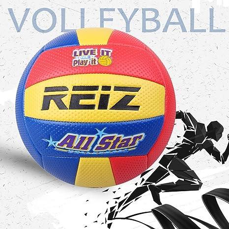 Leoboone Soft Touch PU Leather 5# Balón de Voleibol Competencia de ...
