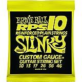 Cuerdas para guitarra eléctrica Ernie Ball Regular Slinky RPS Nickel Wound - 10-46 Calibre