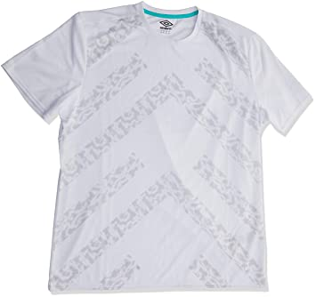 Umbro Hombres de Formación Pro Angular Camisetas, Hombre, Pro Training Angular T-Shirt
