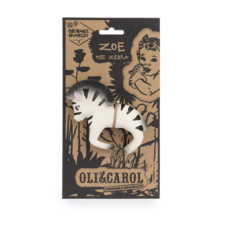 Oli /& Carol Mordedor Zebra