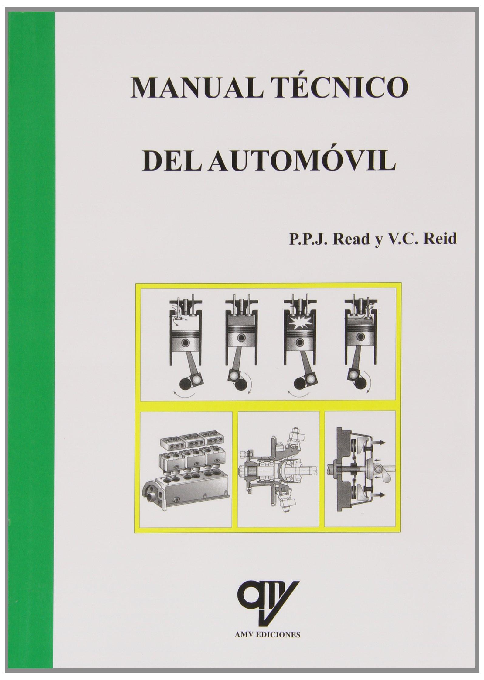 Manual técnico del automóvil (Spanish) Paperback – January 1, 2001