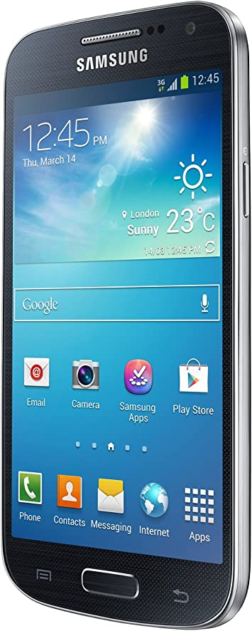 Samsung Galaxy S4 Mini (GT-I9195) - Smartphone libre Android (pantalla 4.3