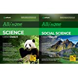 COMBO PACK OF CBSE ALL IN ONE SCIENCE AND SOCIAL SCIENCE FOR 2020 EXAMINATION