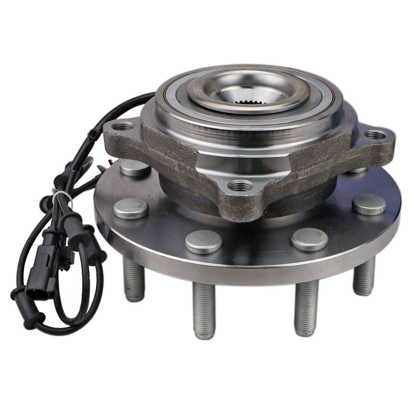 CRS NT590467 New Wheel Hub Bearing Assembly,Front Left (Driver)/ Right (Passenger), for 2012-2013 Dodge Ram 3500, Ram 2500/3500, 4WD … by CRS