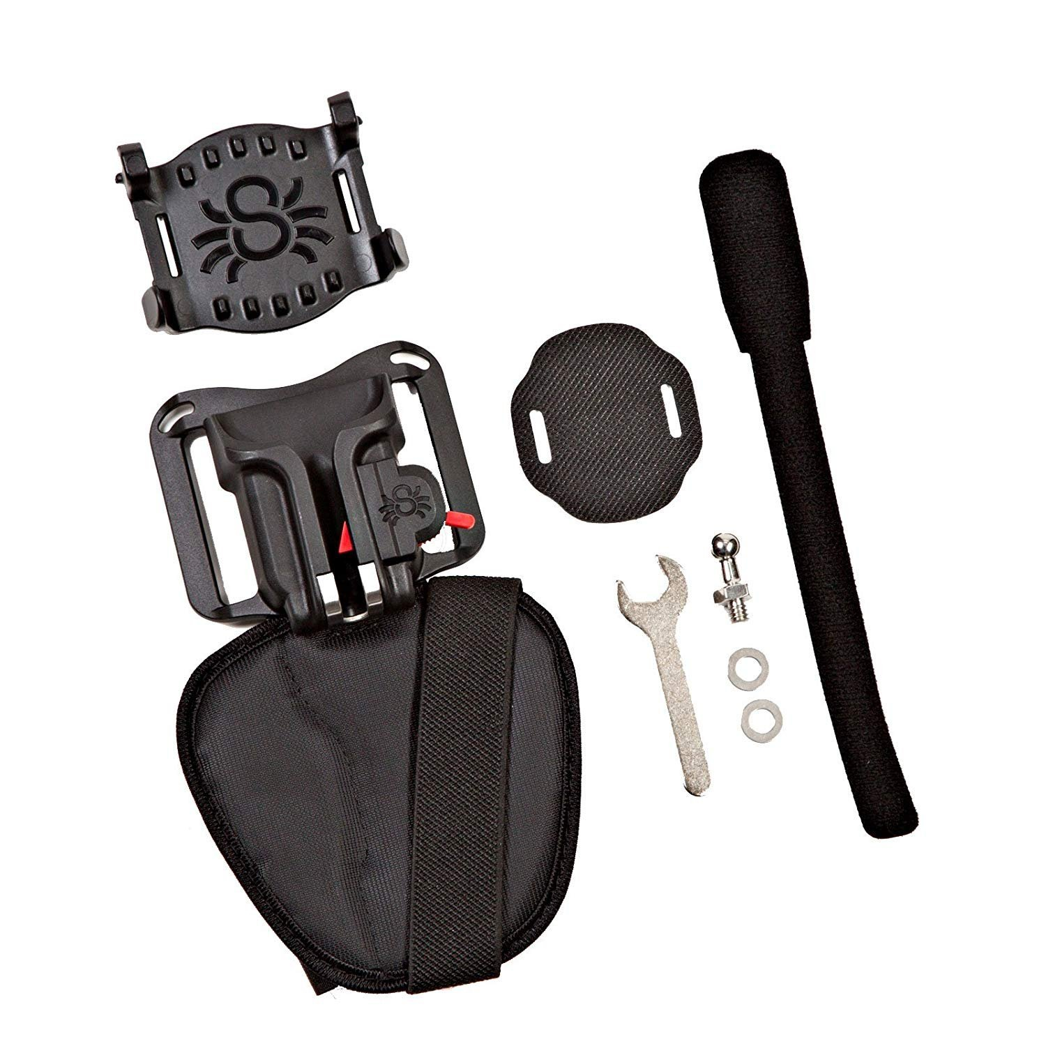 Spider Holster Black Widow Backpacker Kit by Spider