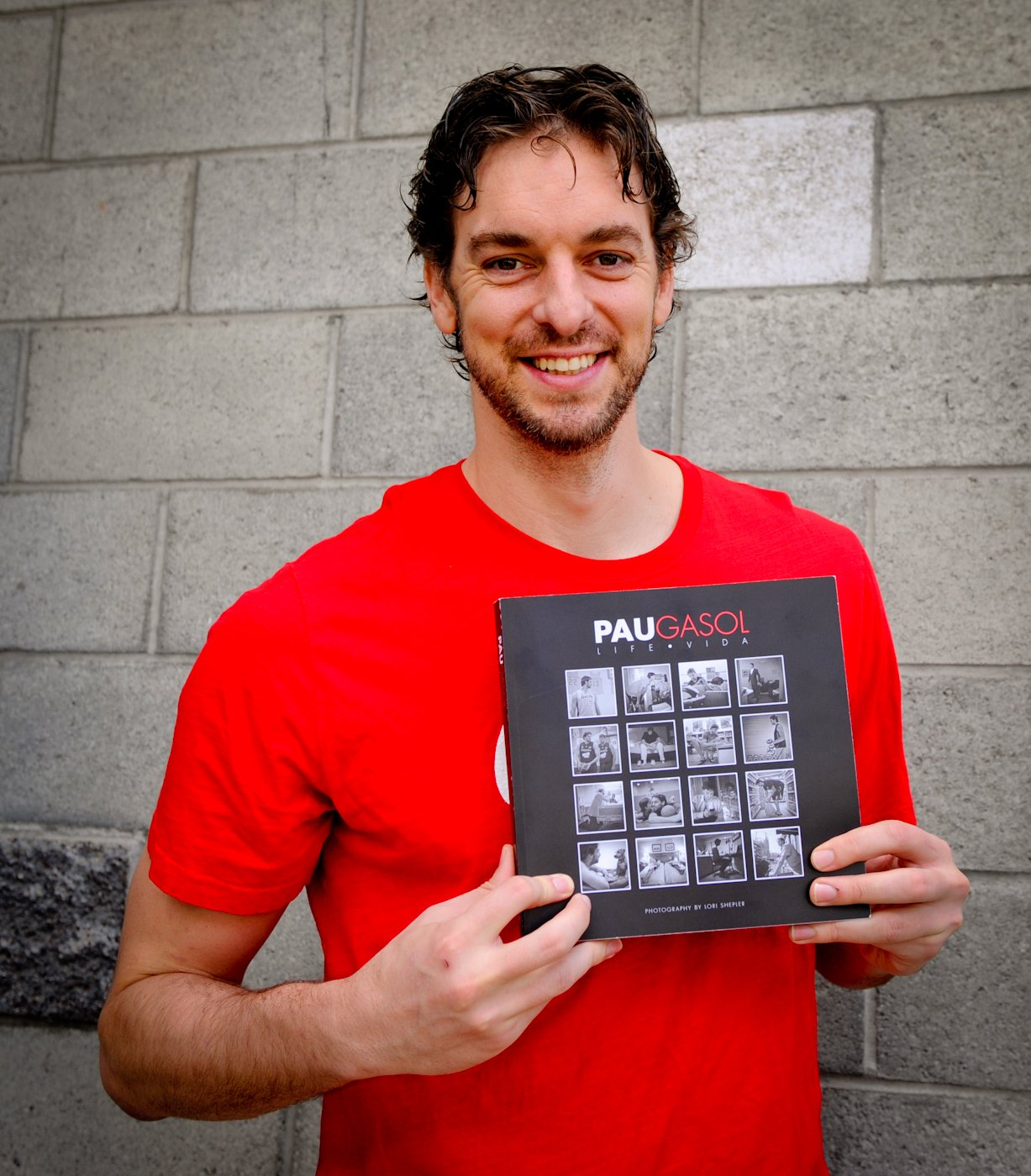 Pau Gasol: Life / Vida: Amazon.es: Gasol, Pau, Jackson, Phil, Bryant, Kobe, Navarro, Juan Carlos, Shepler, Lori: Libros