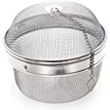 Time Roaming Jumbo Spice Ball Herb Infuser, 5.1""