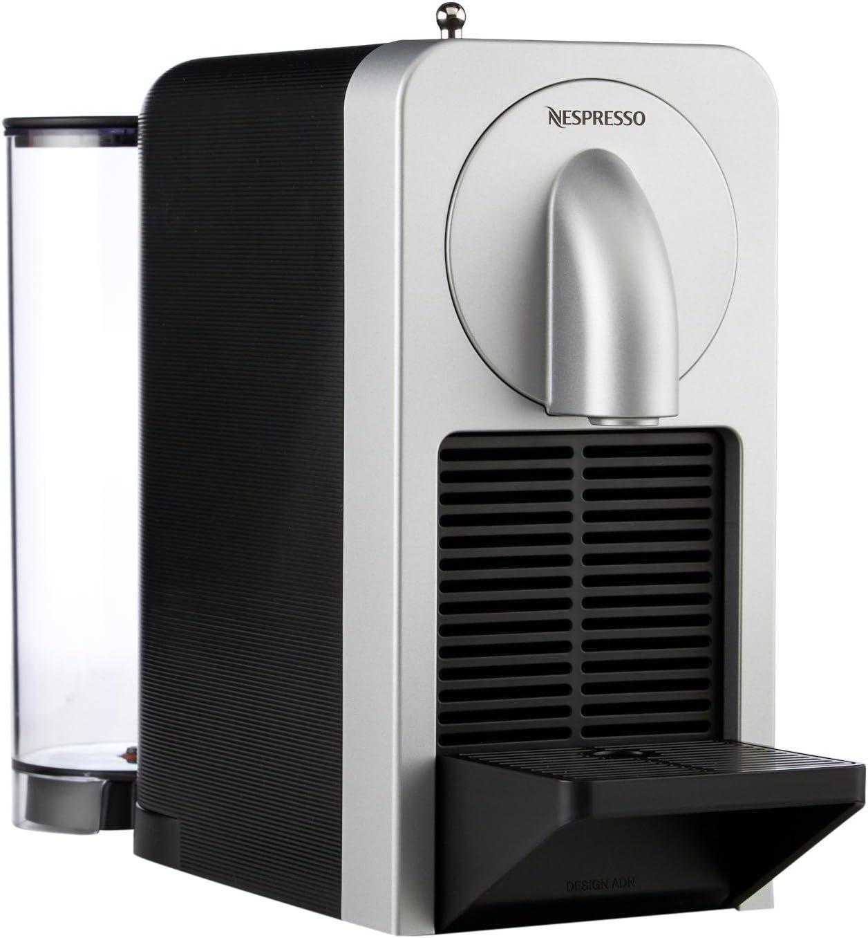 Nespresso prodigio y espumador de leche – Cafetera de espresso con ...