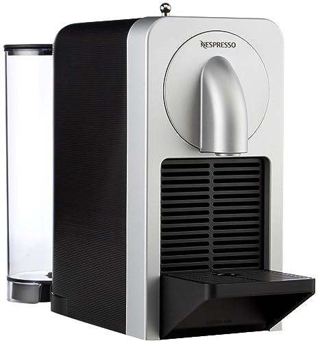 Nespresso D75-Us-Si-Ne Prodigio z ekspresem do kawy mlecznej, srebrne