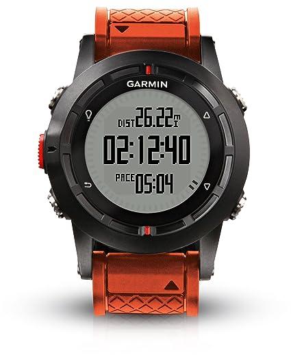 Garmin GPS Uhr Fenix Performer Bundle Inkl. Premium HF Brustgurt, 010 01040 11