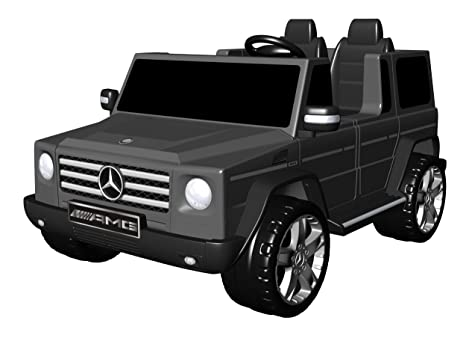 Amazon Com National Products 12v Black Mercedes Benz G Class
