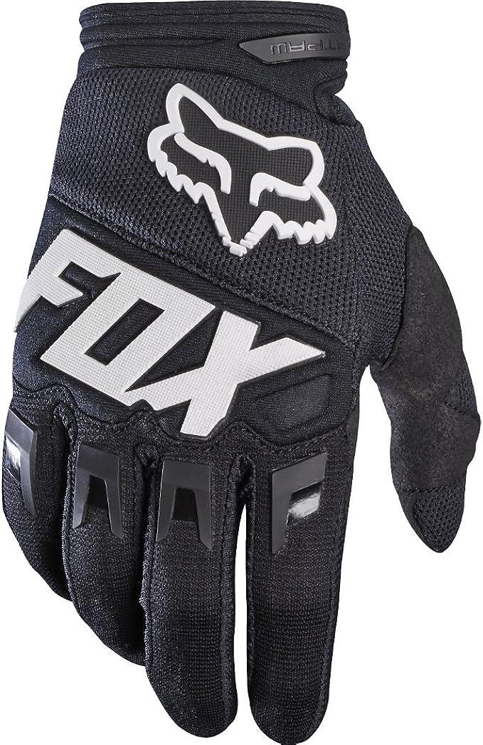 Dirtpaw Race Fox Racing Race Gloves Motorrad Mtb Handschuhe Herren Damen Schwarz M Bekleidung