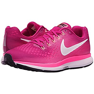 the best attitude 0c059 a688a Nike Air Zoom Pegasus 34 Sport Fuchsia/White/Lava Glow/Racer Pink Women's  Running Shoes