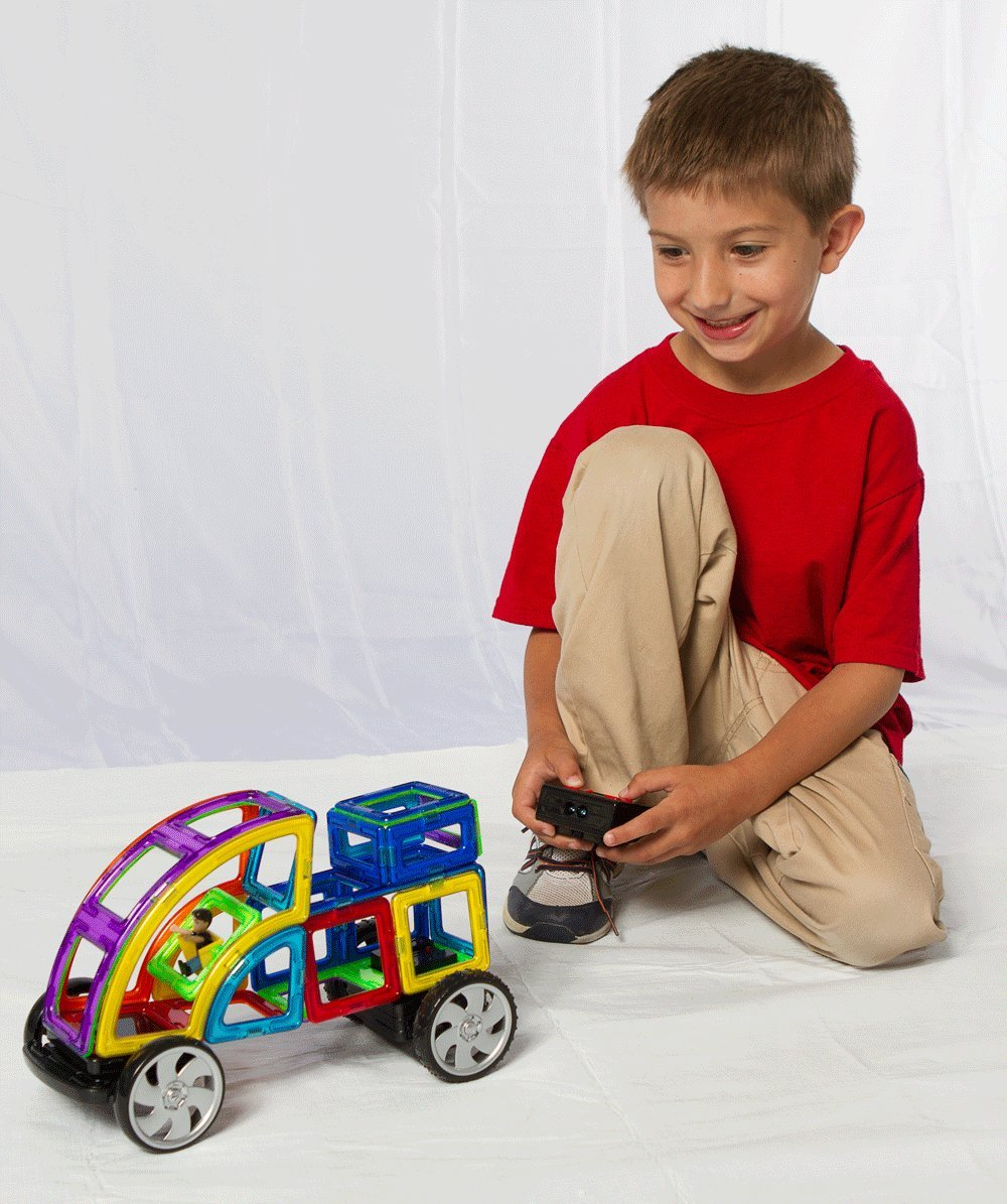 Magformers 52-Piece Vehicle R/...