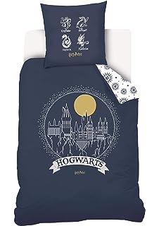 Parure De Lit Harry Potter 200 X 200 Cm Amazon Fr Cuisine