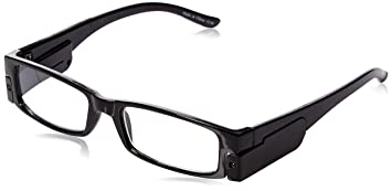 7e8e371a853a Image Unavailable. Image not available for. Color  Lighted Reading Glasses  ...
