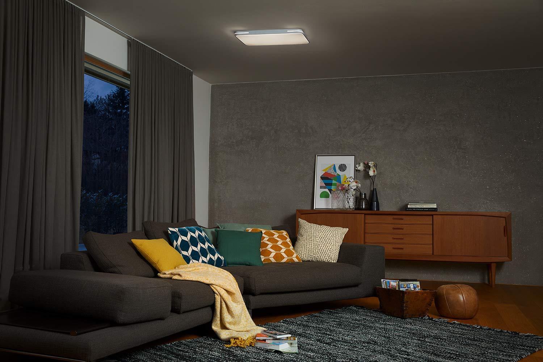 Osram applique plafonnier led orbis sparkle effet ciel etoil