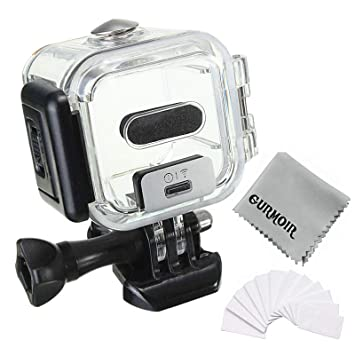 Amazon.com: Gurmoir - Carcasa impermeable para GoPro Hero 7 ...