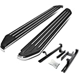 "Lexus RX350 / RX450h Pair of 6"" Aluminum Side Step Nerf Bar Running Board"