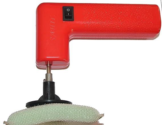 Sahil Technologies Red Semi Automatic Dishwasher (Multi Tasking Cleaning Device)