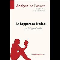 Le Rapport de Brodeck de Philippe Claudel (Analyse