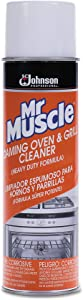 Mr. Muscle 682556 Oven/Grill Cleaner, Solvent Scent, 20 oz, Can, 6/Carton