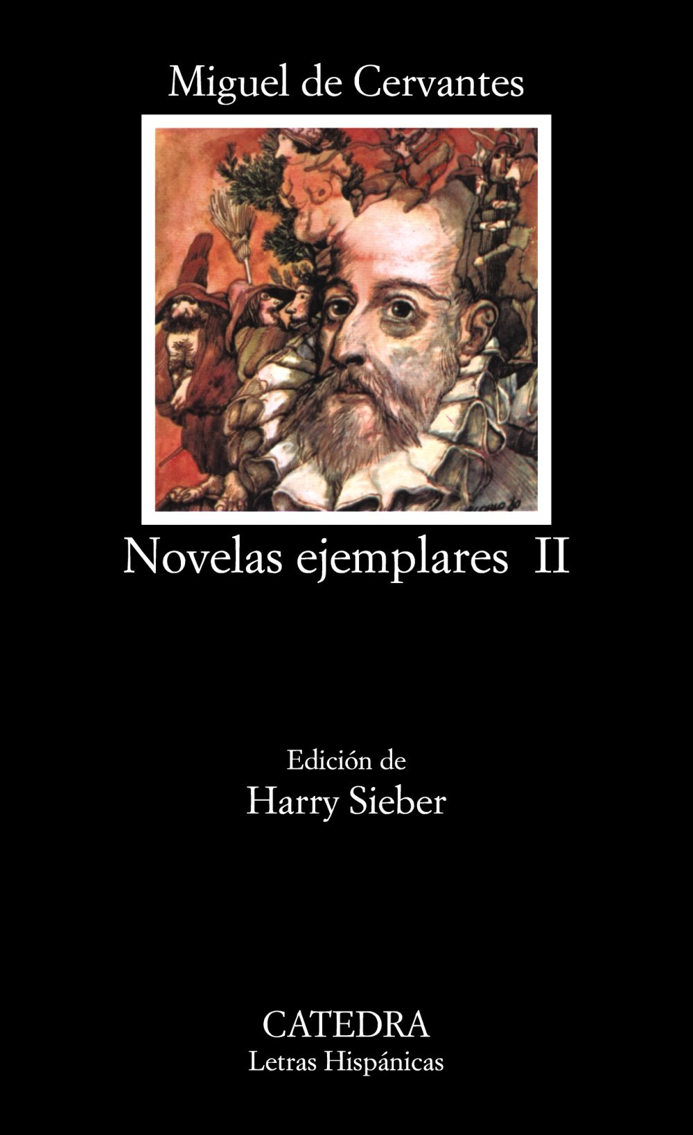novelas-ejemplares-2-inc-el-coloquio-de-los-perros-letras-hispnicas-band-106