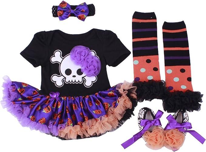 Mi primer traje de Halloween niña