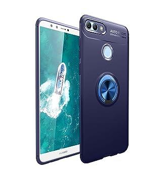 TiHen Funda Huawei Y9 2018/Enjoy 8 Plus, 360 Grados Protective con ...