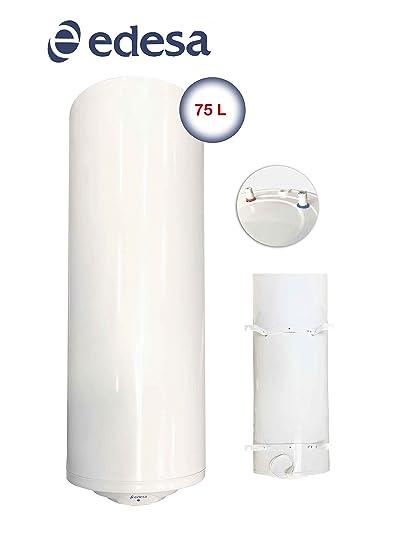 Edesa Tri Memoria de caldera de agua caliente 75 LN 75L 1200 W Termostato Válvula de