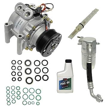 Universal aire acondicionado KT 4415 A/C compresor y Kit de componente: Amazon.es: Coche y moto